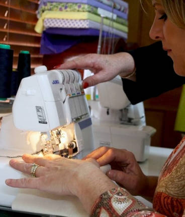 Getting to know your overlocker