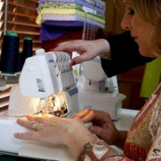 Learn to sew with Christeen