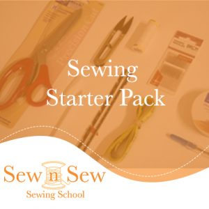 Sewing Starter pack