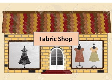 Students favourite fabric stores