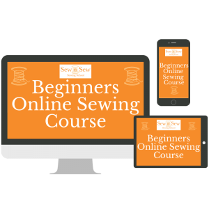 Beginners Online Sewing Course