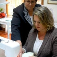 Easy Beginner sewing classes
