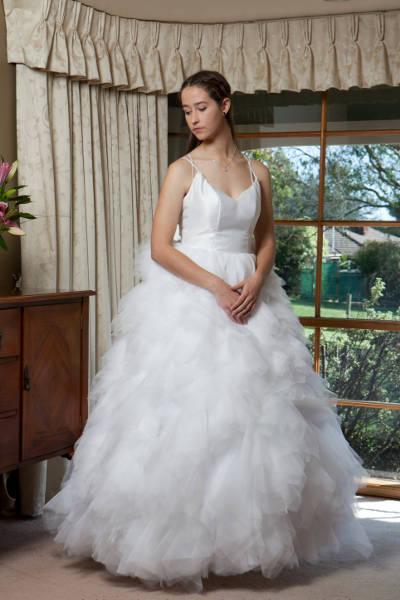 Maddie's dress