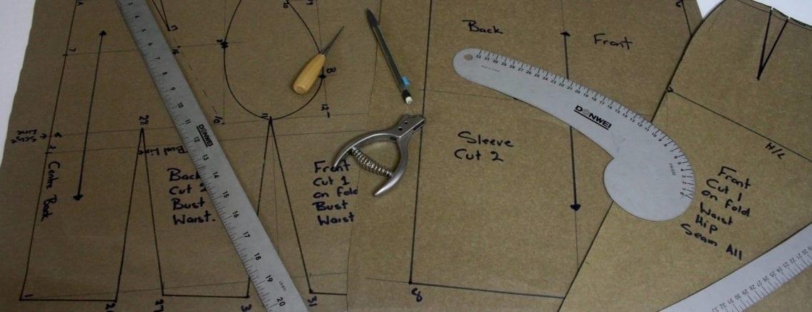 Advanced pattern making class