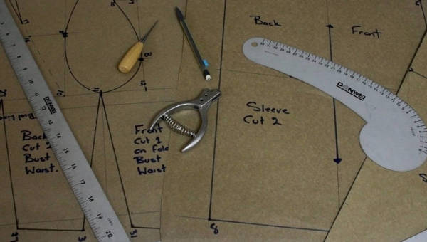 Sewing Pattern Creation