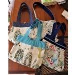 Ali's bags