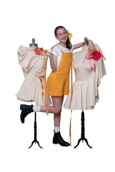 Kids online sewing course
