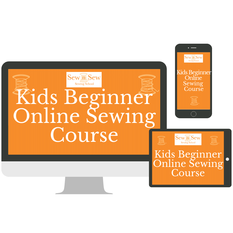 Sew n Sew Kids Online Sewing Course