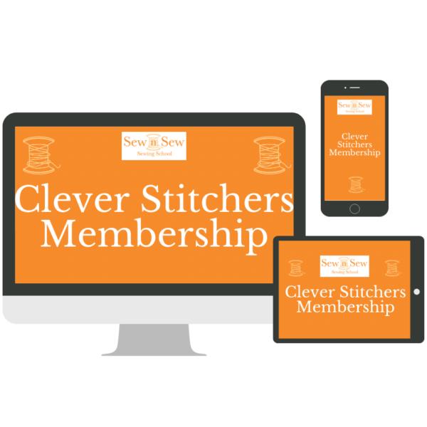 Clever Stitchers Membership