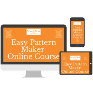 Easy Pattern Maker Online Course
